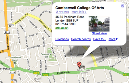 Click here for the Google map